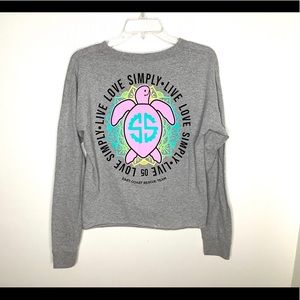 < NWT Simply Southern Tee >